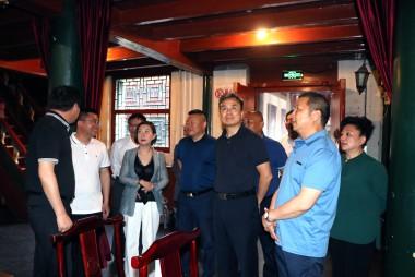 北京市非公企业代表体验非遗文化之旅